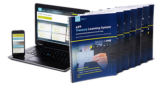Demo the AFP Treasury Learning System